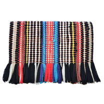 Allegra Tassel Clutch