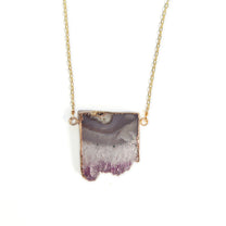 Avery Crystal Pendant Necklace