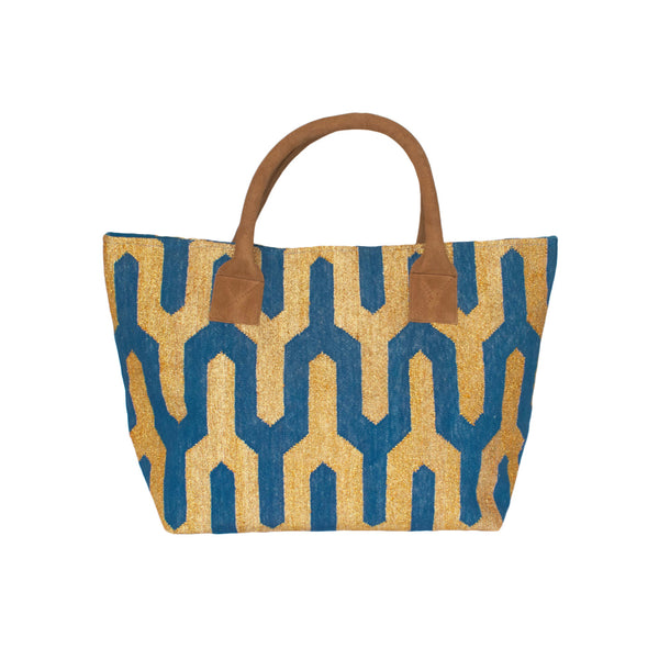 Dhuri Multi-Colored Tote