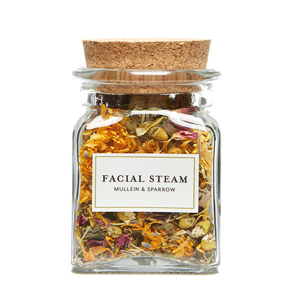 Facial Steam in a Bottle