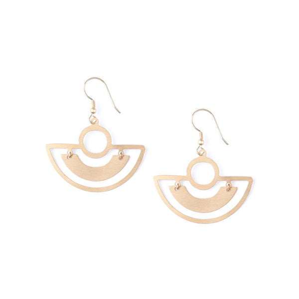 Half Moon Bay Earrings