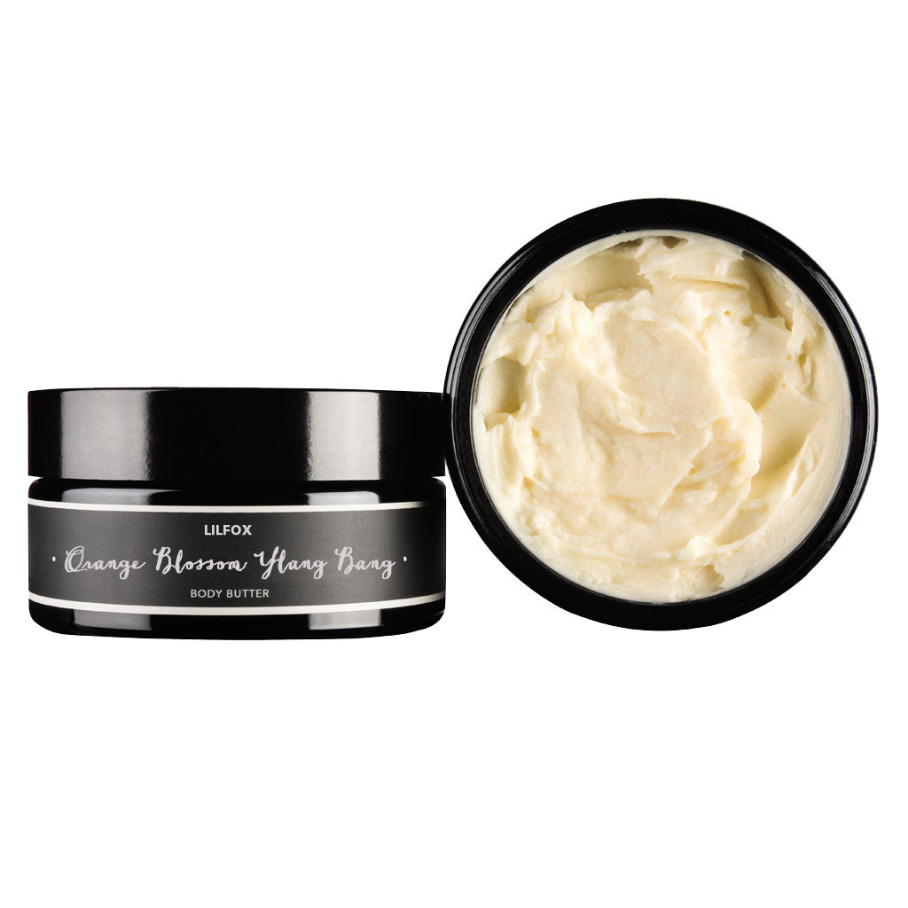 Orange Blossom + Ylang Ylang Body Butter