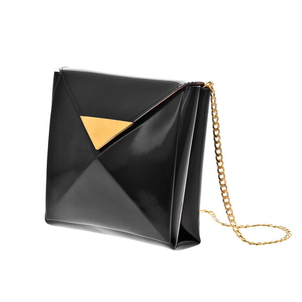 Billie Cross Body Clutch - Black