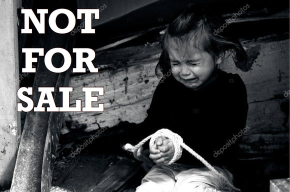 RISE UP AGAINST CHILD TRAFFICKING