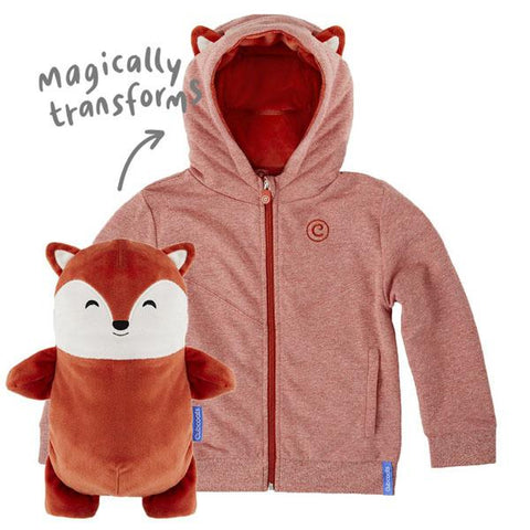 Cub Coats - Flynn The Fox. Lola n Lulu Children's Clothing Store 70 Genesee Street New Hartford NY 13413