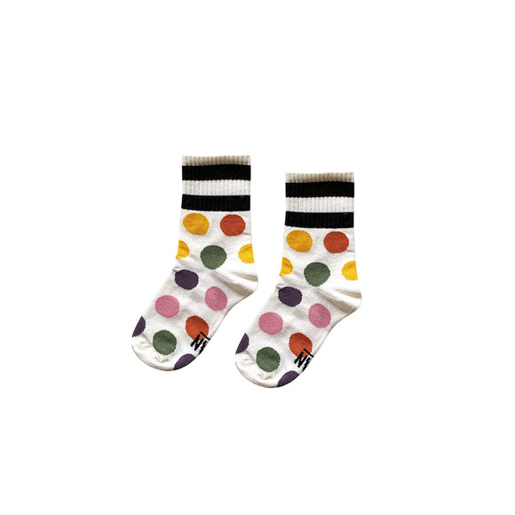 DOT SOCKS ll LITTLE MAN HAPPY
