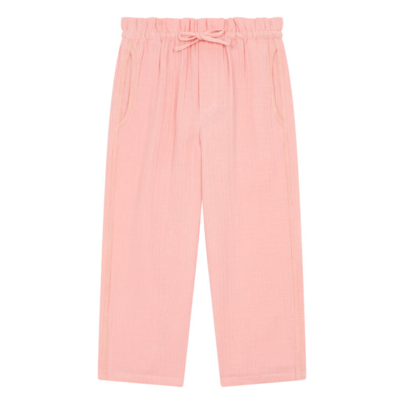 MUSLIN COTTON CANDY PANTS ll HUNDRED PIECES