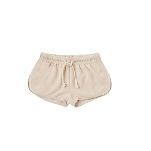 TERRY TRACK SHORT - SHELL ll RYLEE + CRU
