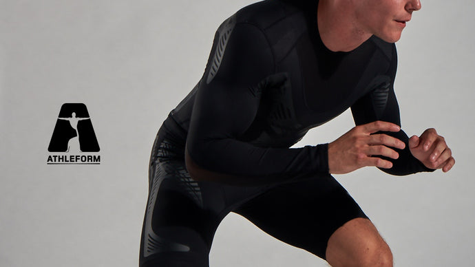 Athleform LABS: Recoil + Compression Wear & Care Instructions