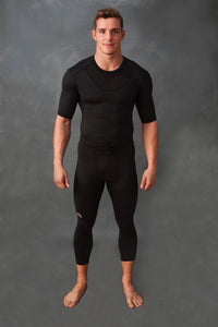 Elite Compression: Short Sleeved Top