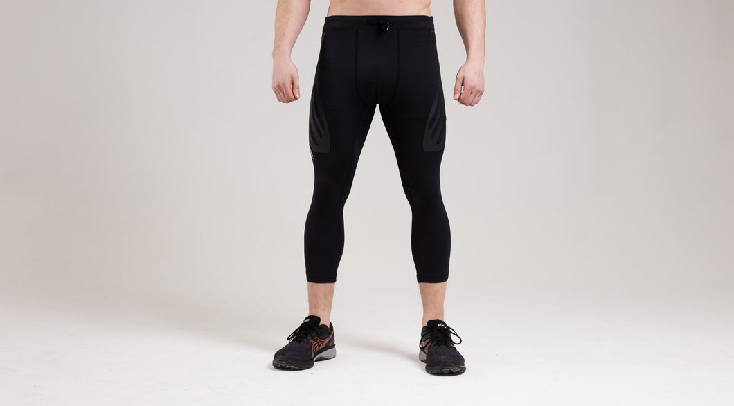Recoil + Compression: 3/4 Length Pants