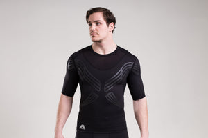Recoil + Compression: Short Sleeved Top