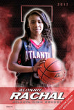 Basketball Senior Banner Sports Poster