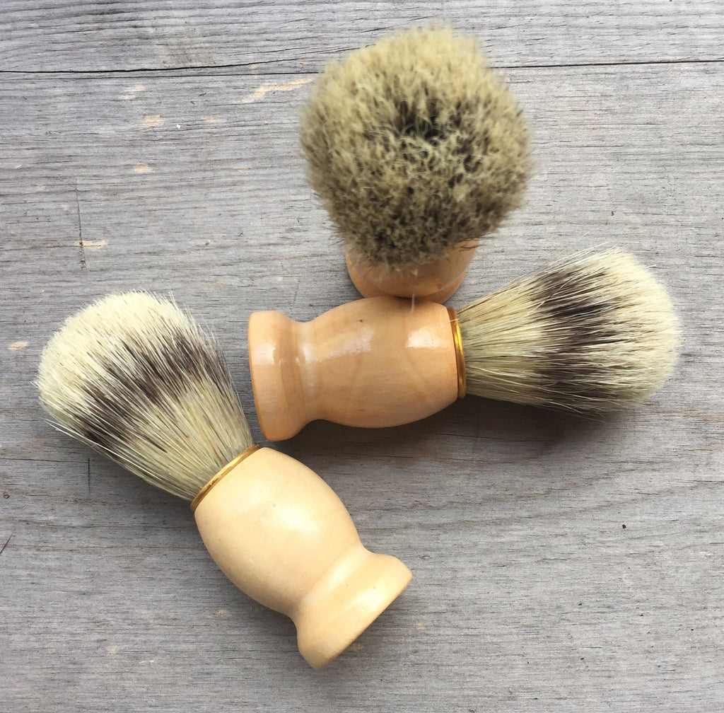 Shave Brush (Blended Boar Hair)