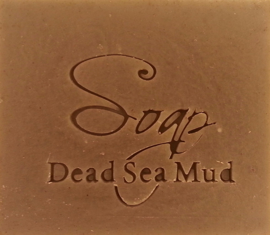 Carolina Shores Natural Soap Dead Sea Mud Facial Bar