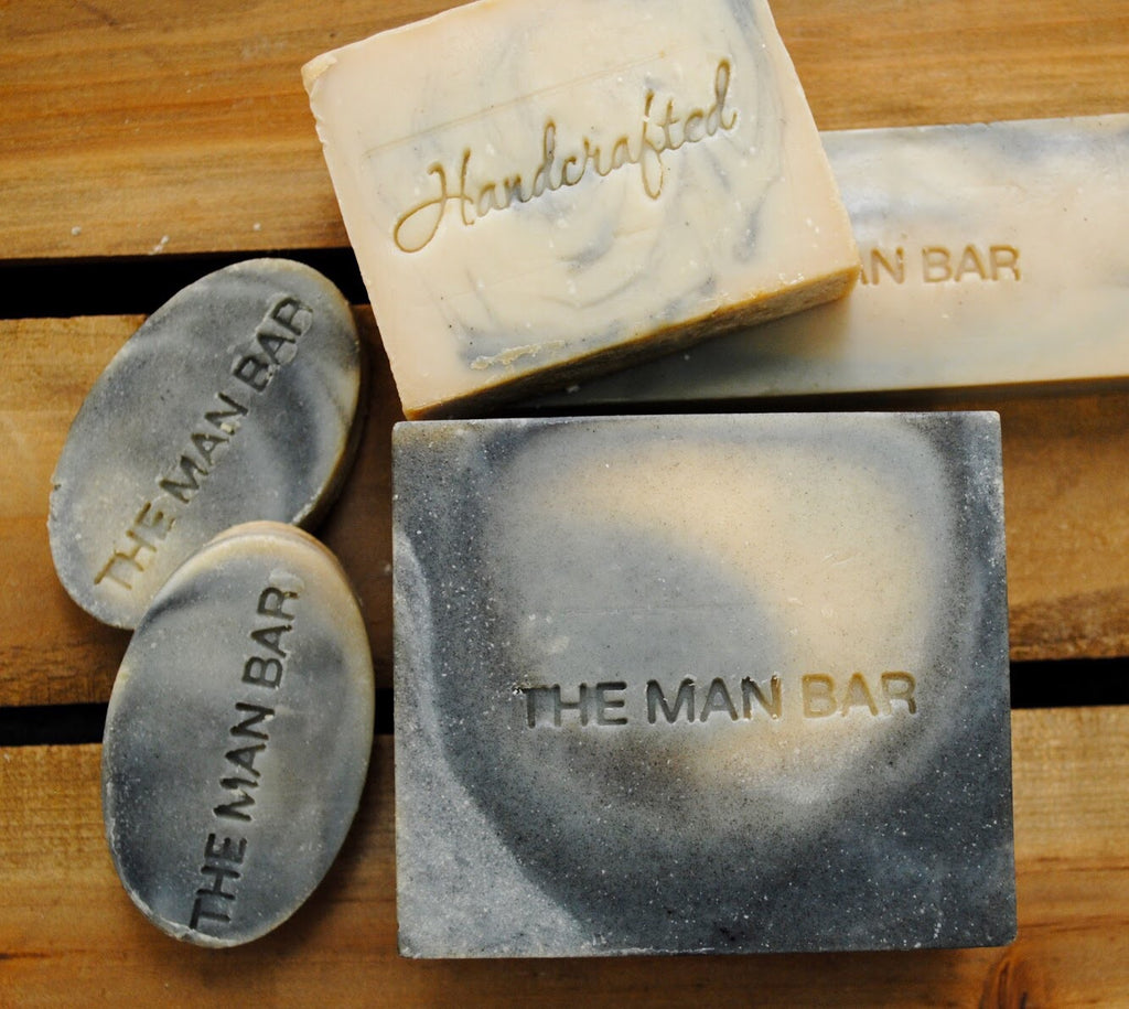 Carolina Shores Natural Soap The Man Bar