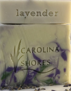 Carolina Shores Natural Soap Lavender