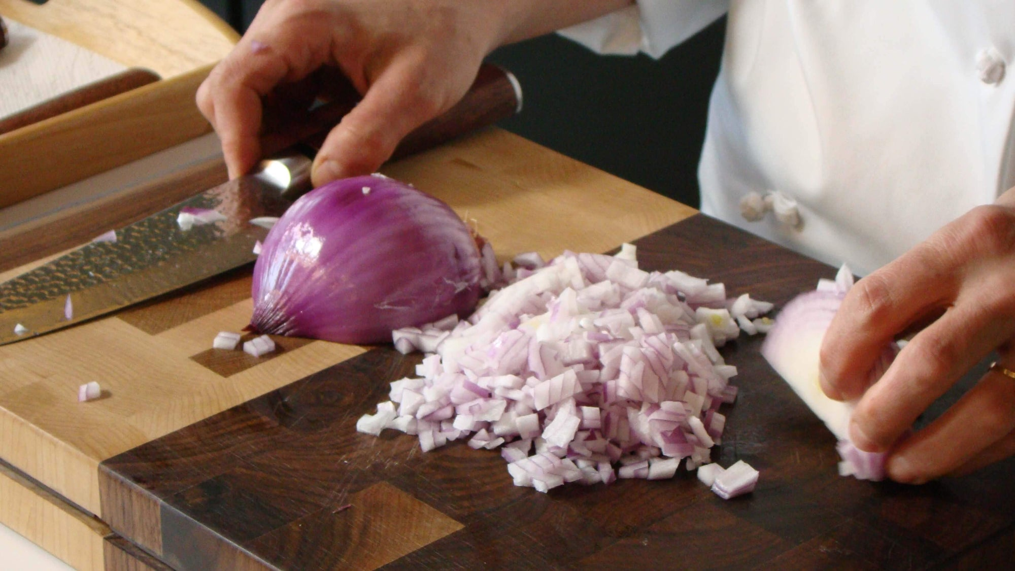 Santoku Knife Vs. Chef Knife: The Difference