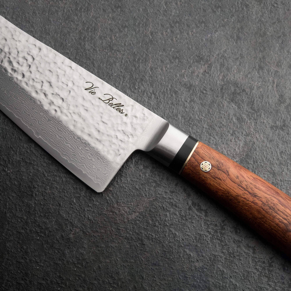"Reserve 7"" Best Santoku Knife"