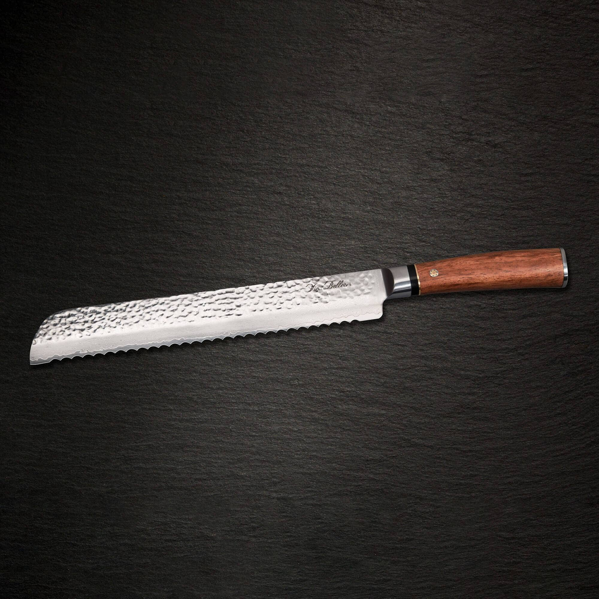Cuchillo de pan dentado