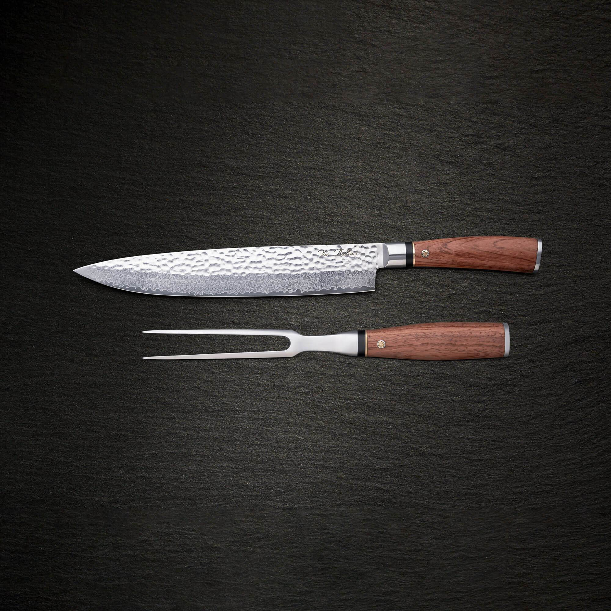 2-teiligeS Reserve Carving Set