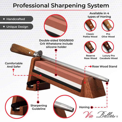 Professional Sharpening System