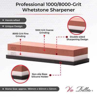 Professional Whetstone Grit 8000/1000