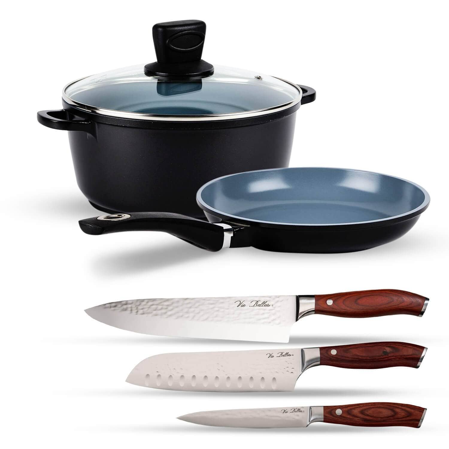 Cookware Knife Bundles