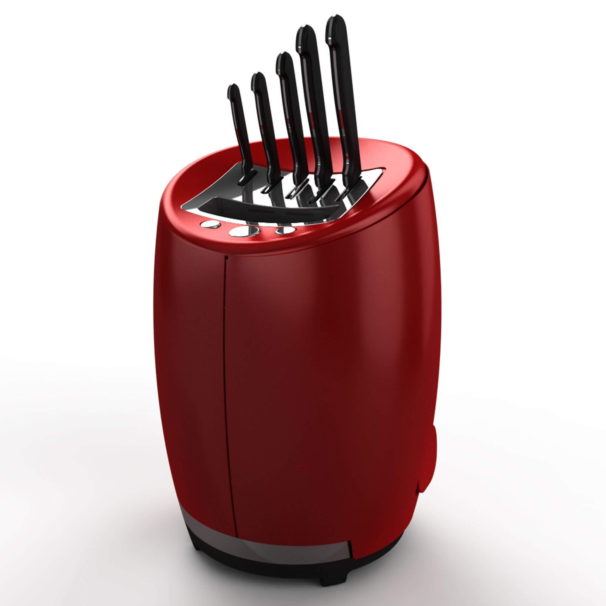 Electric Knife Block