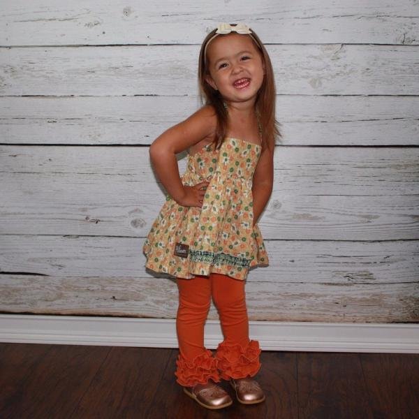 Autumn Spice Icings - Ooh La La Ruffles Boutique