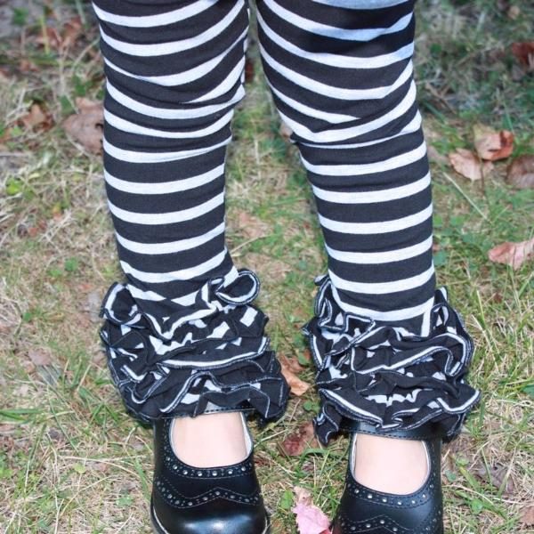 Midnight Stripe Icings - Ooh La La Ruffles Boutique