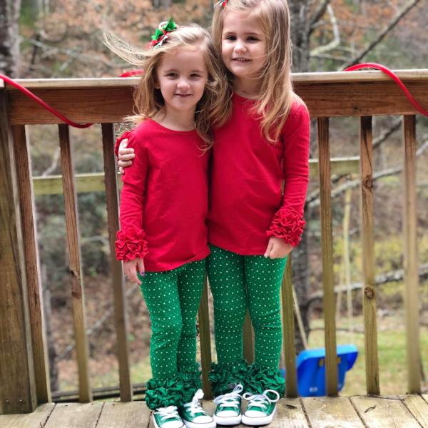 Grinchmas Icings - Ooh La La Ruffles Boutique