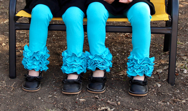 Teal Icings - Ooh La La Ruffles Boutique