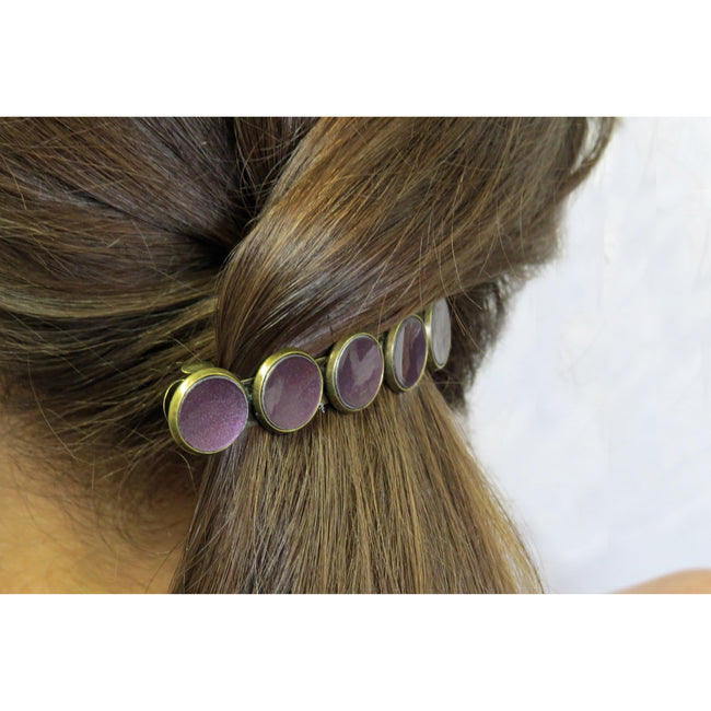 Bentley Hair Barrette - CRASH Jewelry