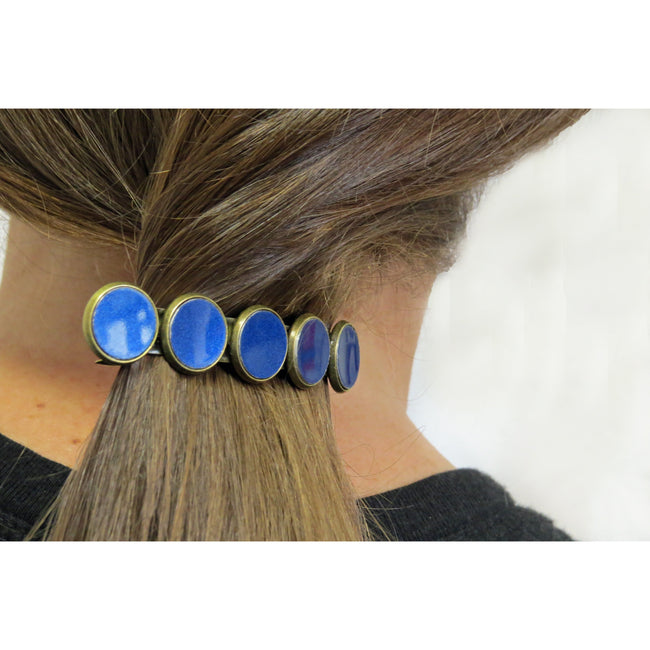 Lamborghini Hair Barrette - CRASH Jewelry