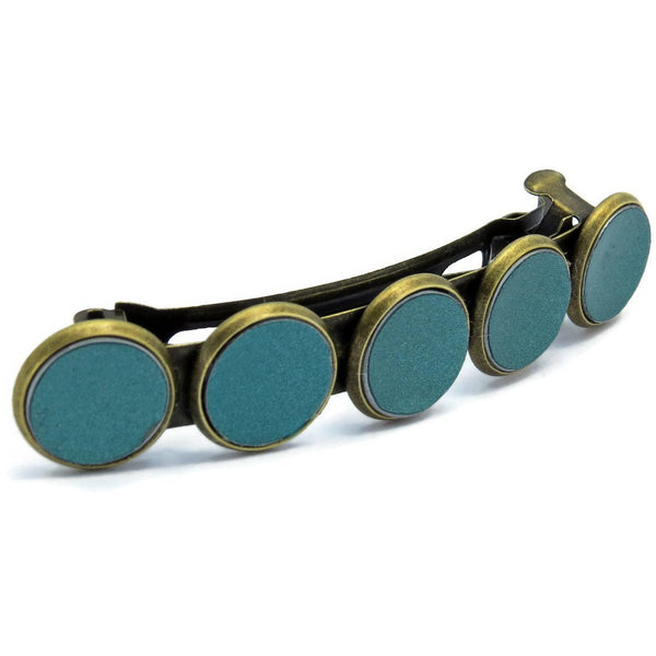 Porsche Hair Barrette - CRASH Jewelry