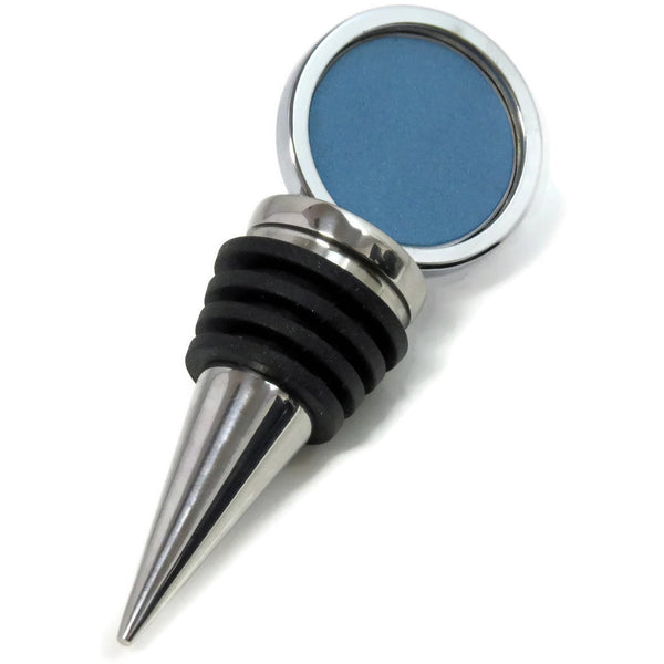 Windsor Blue Bentley Bottle Stopper - CRASH Jewelry
