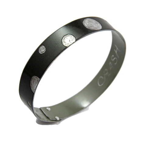 Bentley GT Polka Dot Bangle - CRASH Jewelry