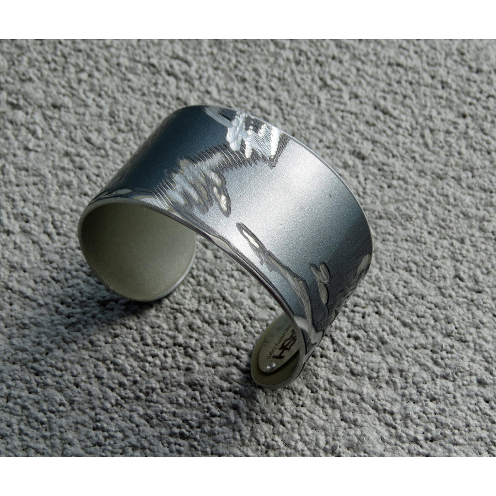 Bentley GT v8S Raw Cuff - CRASH Jewelry