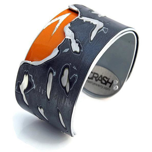 Double Lambo Raw Cuff - CRASH Jewelry