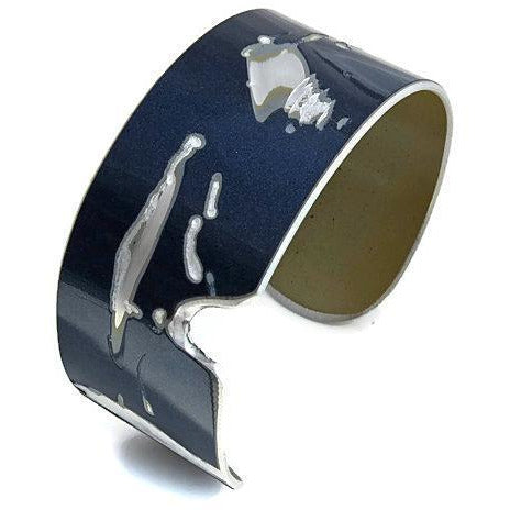 Ferrari 360 Modena Raw Cuff - CRASH Jewelry