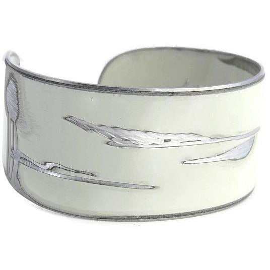Ferrari 458 Raw Cuff - CRASH Jewelry