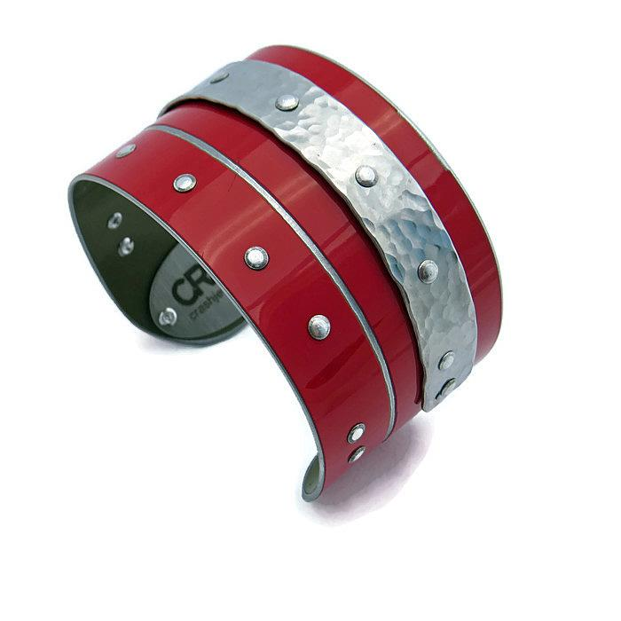 Mustang Muscle Cuff - CRASH Jewelry