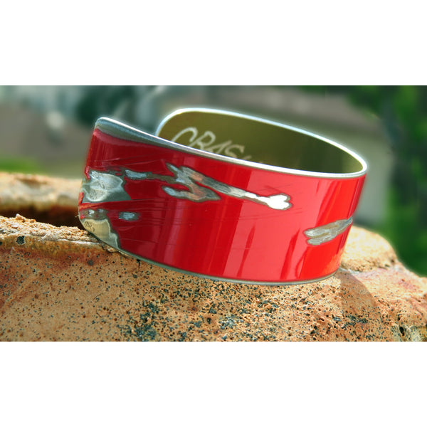 Mustang Raw Cuff - CRASH Jewelry