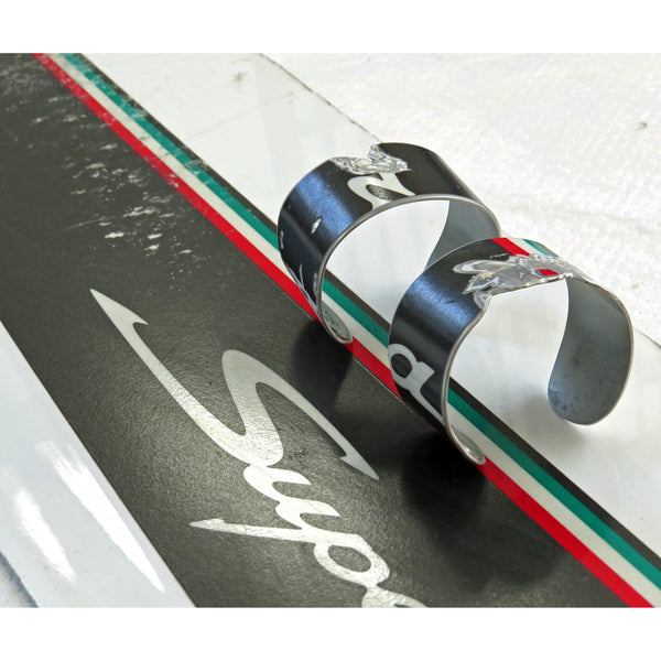 Cuff - Raw Lamborghini Superleggera Cuff