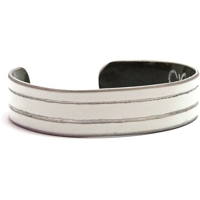 Striped Audi R8 Cuff - CRASH Jewelry