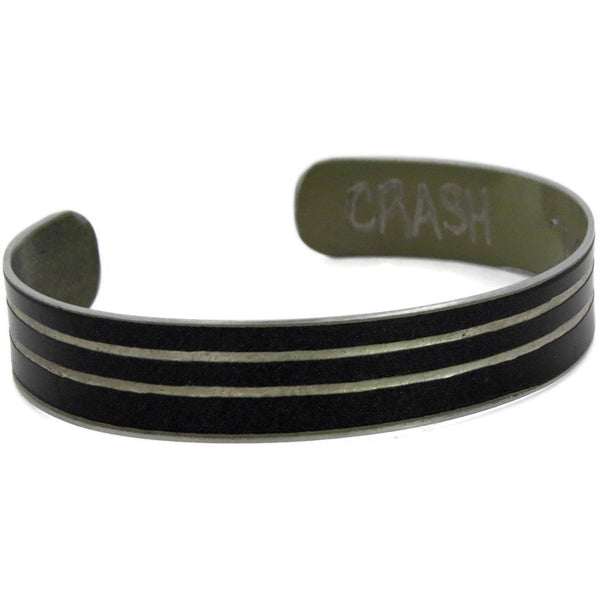 Striped Mercedes G63 Cuff - CRASH Jewelry
