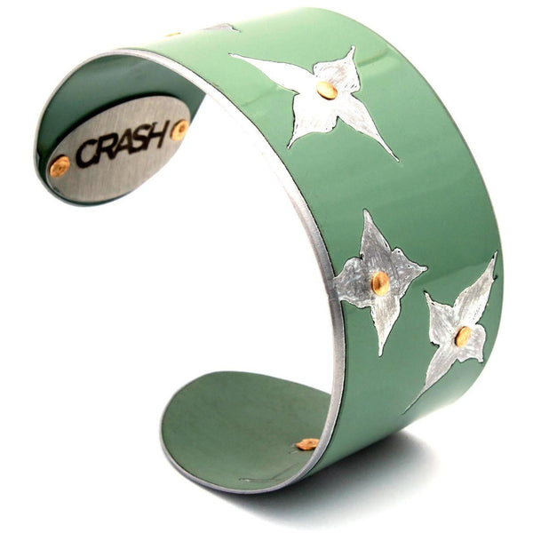 Blooming Blossoms Fiat Cuff - CRASH Jewelry