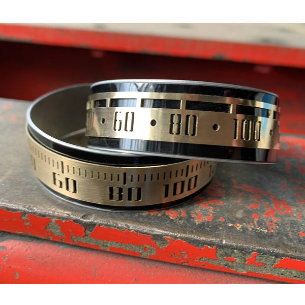 BMW Fancy Speedometer Cuffs - CRASH Jewelry