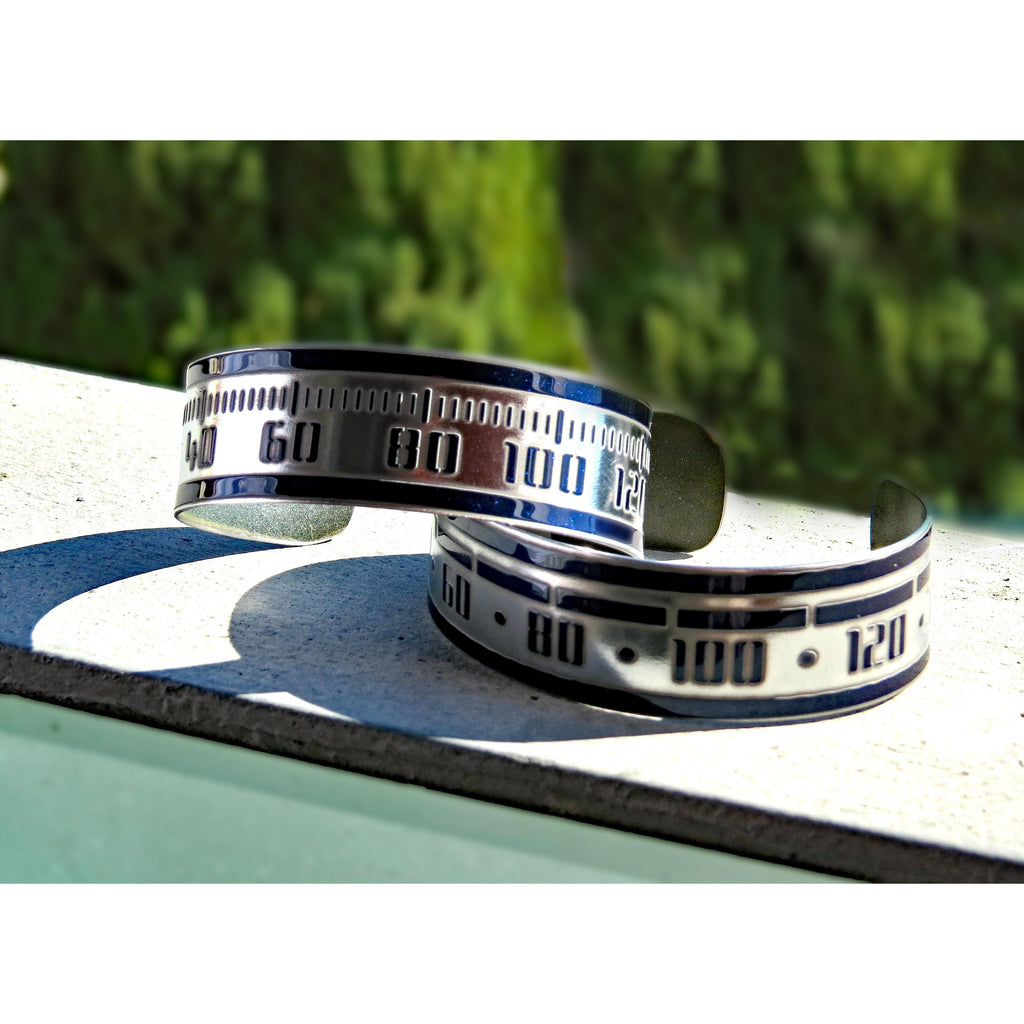 Dodge Charger Speedometer Cuffs - CRASH Jewelry